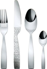 Alessi Dressed cutlery set
