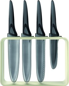 Vice Versa Sapien 4-piece knife block