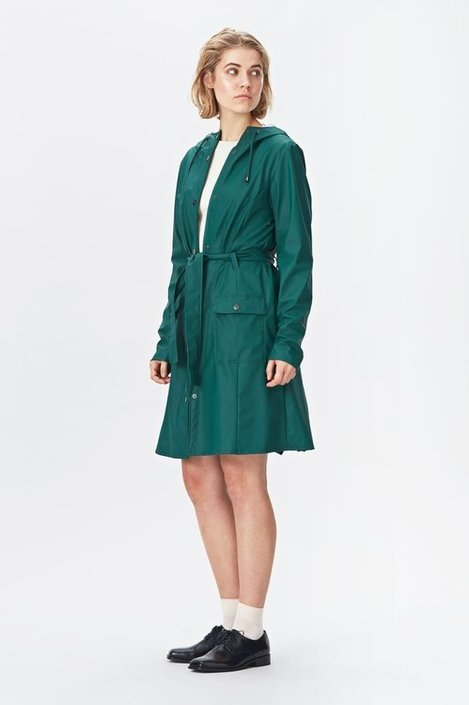 Rains Curve Jacket regenjas dames