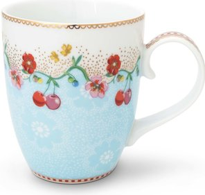 Pip Studio Floral mok 350ml