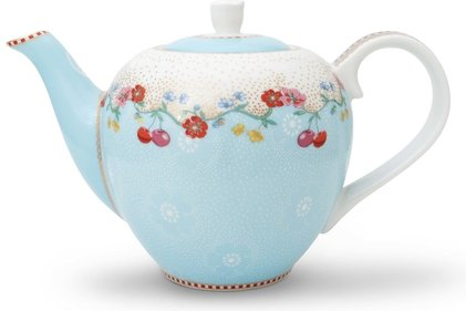 Pip Studio Floral theepot 800ml