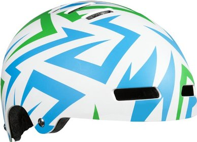 Lazer Street helm Groen Junior