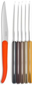 TB Laguiole Evolution 6-piece steak knife set