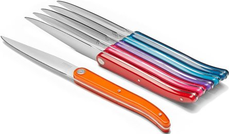 TB Laguiole Sense 6-piece steak knife set