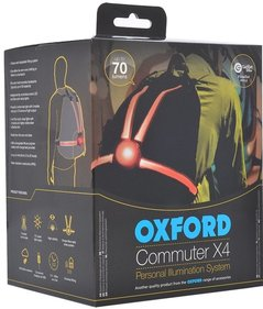 OXC Commuter X4 taillight