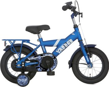 Alpina Yabber 12-inch boys bike