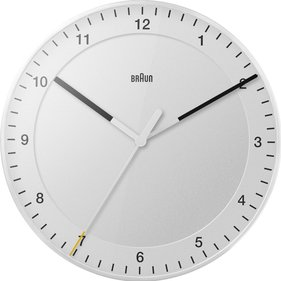 Braun BNC017 wall clock