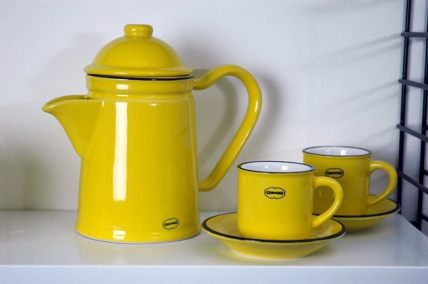 Cabanaz Retro tea pot 600ml