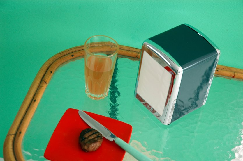 Cabanaz Retro napkin holder