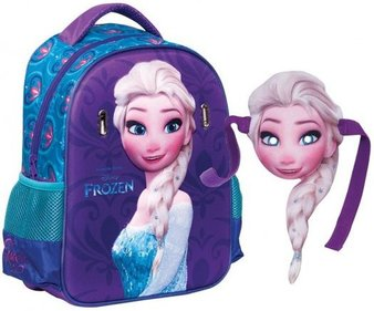 GIM Elsa Frozen backpack + mask