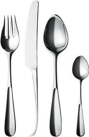 Georg Jensen Vivianna cutlery set shiny