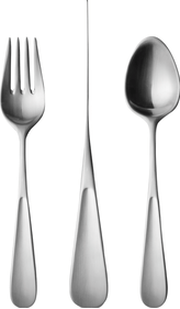 Georg Jensen Vivianna 3-piece children's cutlery mat
