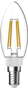 HQ dimbare retro filament led-lamp
