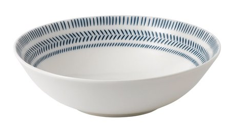 Royal Doulton ED Chevron saladeschaal ø 20cm