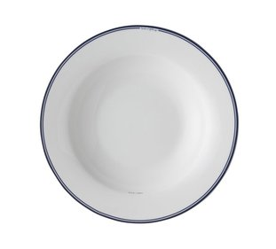 Jackies Bay deep plate ø 22cm