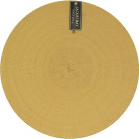 Jackies Bay round placemat