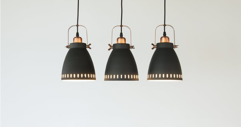 Leitmotiv Mingle Triplet hanglamp