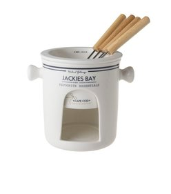 Jackies Bay fondueset