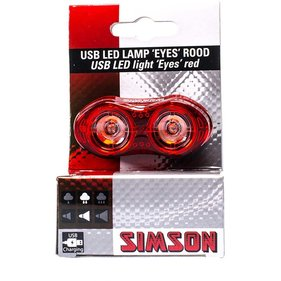 Simson a light Eyes led usb