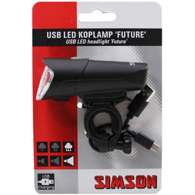 Simson kopl Future led 30 lux