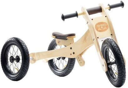 Trybike Wood tricycle