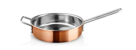 Eva Trio Copper braadpan