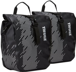 Thule Pack 'n Pedal Shield Pannier Small (pair)