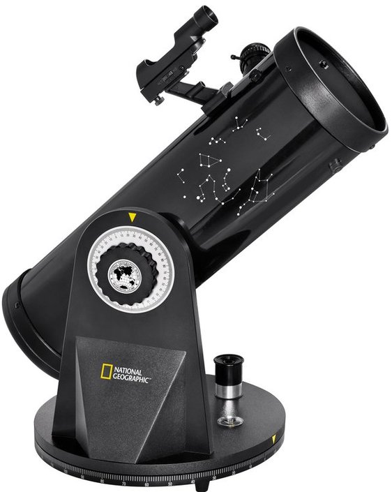 National Geographic 114/500 Dobson télescope compact