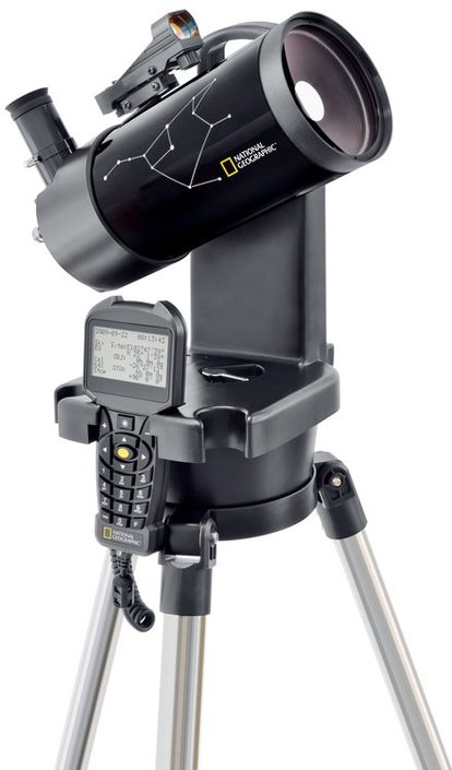 National Geographic 90/1250mm GoTo Cassegrain Telescope