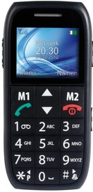 Fysic FM-7500 senior mobile phone