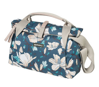 BAG BAS MAGNOLIA CITY HANDLE TEAL BLUE
