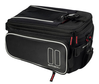 Basil Sport Design Trunkbag single pannier black