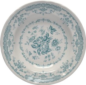 Bitossi Home Rose deep plate ø 23cm