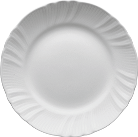 Bitossi Home Romantic breakfast plate ø 21cm