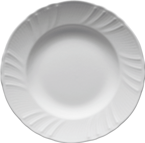Bitossi Home Romantic deep plate ø 25cm