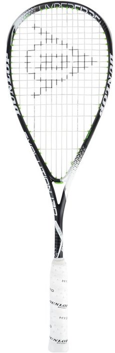 Dunlop Hyperfibre+ Evolution squashracket