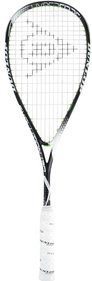 Dunlop Hyperfibre + Evolution squash racket