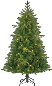 Black Box Brampton kunstkerstboom 120 LED-lichten 155cm