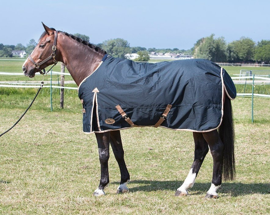 Harry's Horse Thor Ebony regendeken 300 gram