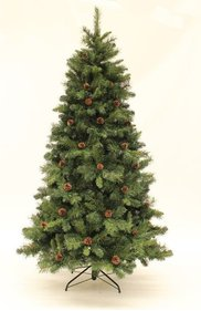 Royal Christmas Detroit Premium artifical Christmas tree 210 cm