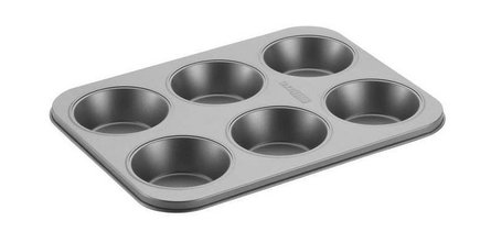 CakeBoss 6-cup baking tray Mini Pie