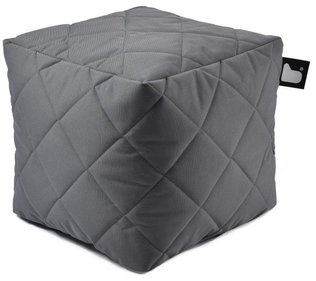 Extreme Lounging B-Box Quilted poef