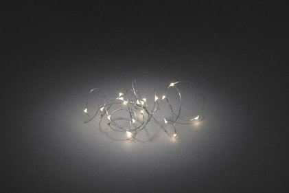 Konstsmide Micro LED Metal wire light cord