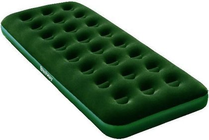Bestway Flocked Green Single airbed