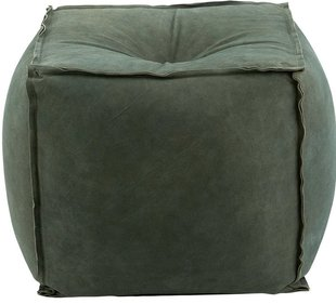 House Doctor Suede pouf