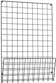 House Doctor Mesh magazine rack