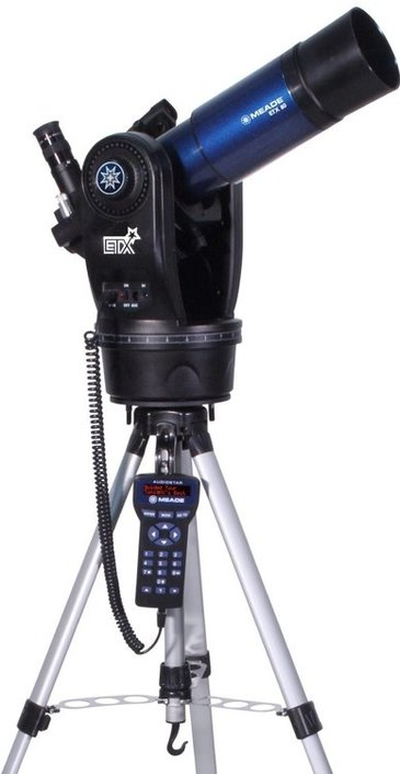 Meade ETX-80 Observer travel telescope with tripod