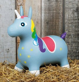 Harry's Horse Nooni Skippy Unicorn