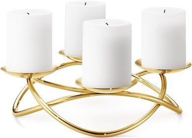 Georg Jensen Maria Berntsen Season large candle holder