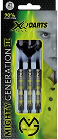 XQ Max Michael van Gerwen Mighty Generation 2.0 steel tip darts